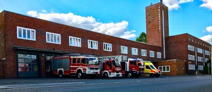 Freiwillige Feuerwehr Cottbus-Sandow